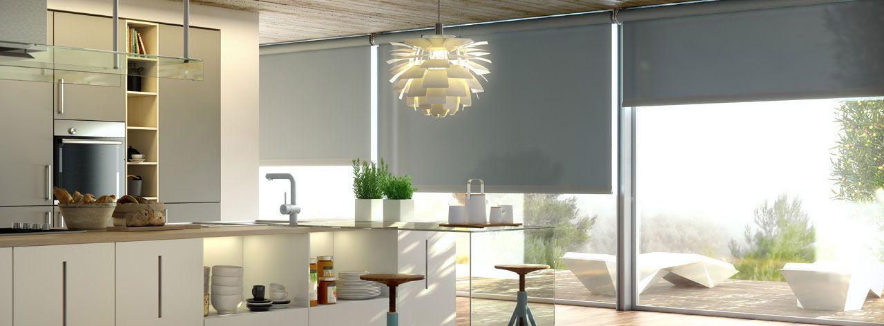 Estores enrollables cocina cortinas factory colors - Estores enrollables cocina ...