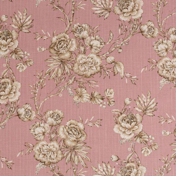Estampado rosa rosa 4