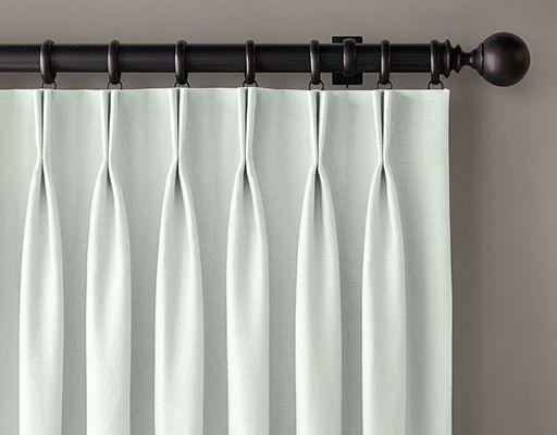 blackout cortinas blancas