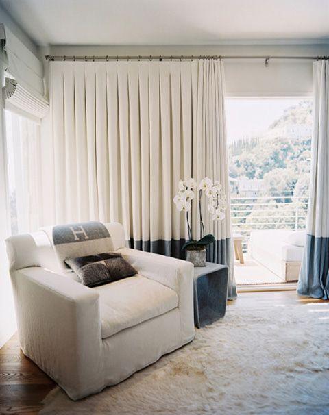 cortinas termicas salon