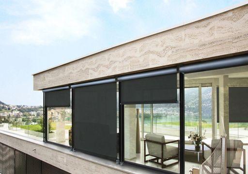 roller blinds exterior custom-made