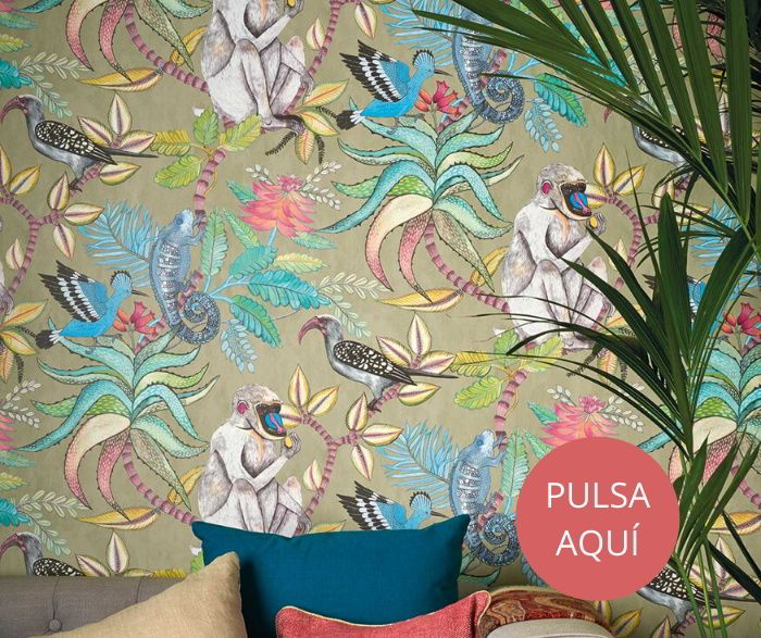 papel pintado para pared