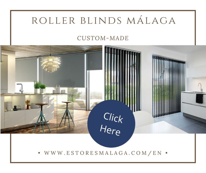 roller blind malaga